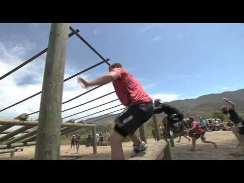 Crossfit Games 2012 - Men's obstacle course - Best of Crossfit