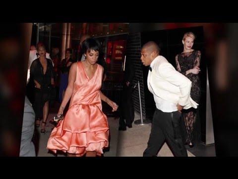Jay Z et Solange se seraient disputés à cause de l'après soirée de Rihanna