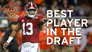 Why Tua Tagovailoa is the best player in the 2020 NFL Draft