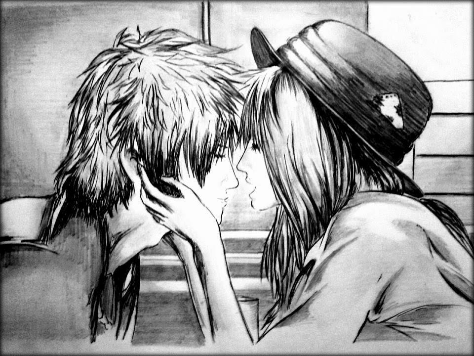 Me Enamore De Ti Rap Romantico Dibujos A Lapiz 2016 Hd