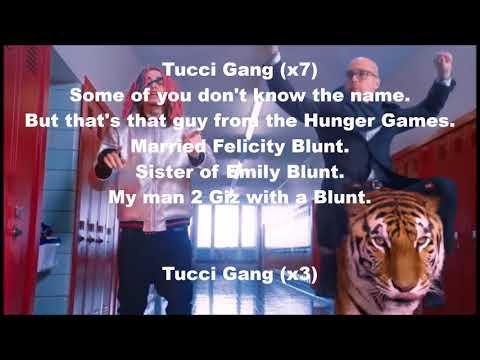 Tucci Gang -  Lyrics