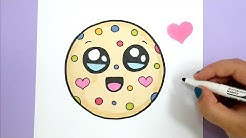 KAWAII BUNT SMARTIES COOKIE  SELBER MALEN