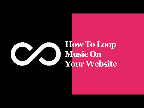How To Repeat/Loop Music On Your Website