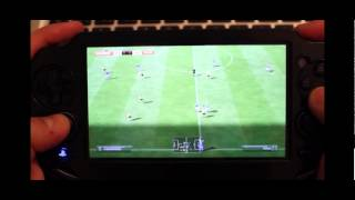 Fifa 13 PS Vita Unboxing + Primera impresion