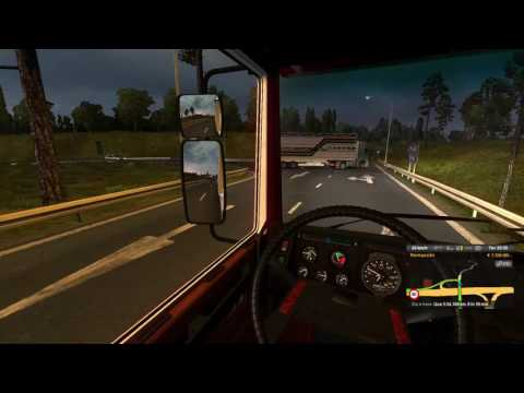 [Volvo FH12 385cv] ProMods Map 2.11 [Milano(ITA) to München(GER)]