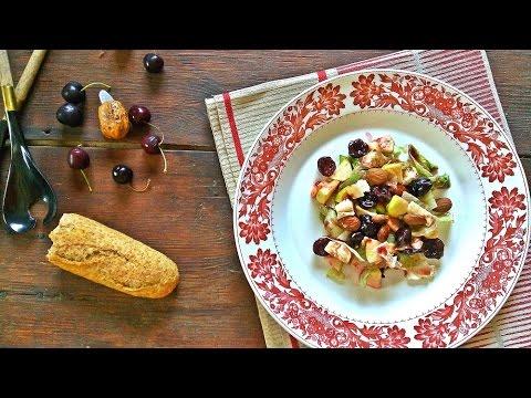Ensalada de frutas f cil y r pida recetas de cocina - Cocina rapida y facil ...