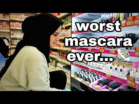 DRUGSTORES makeup I've never tried (LAKME, london, Rimmel)