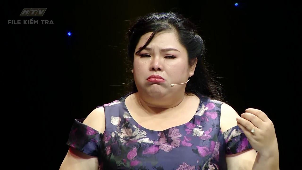 image Tuyền Mập muốn chồng hôn 1000 cái | HTV NGƯỜI CHỒNG TRONG MƠ | NCTM #4