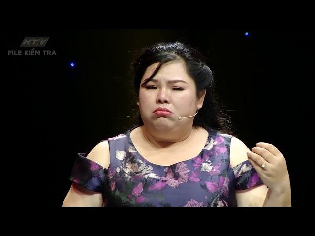 Tuyền Mập muốn chồng hôn 1000 cái | HTV NGƯỜI CHỒNG TRONG MƠ | NCTM #4