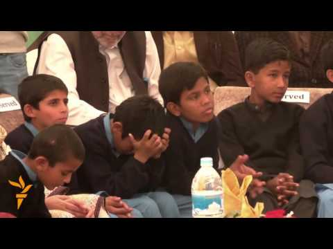 New Home For Street Kids In Pakistan