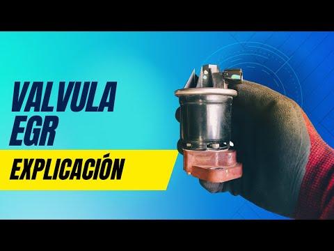 Válvula EGR - ¿Para qué Sirve?