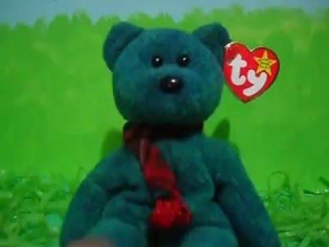 Ty Beanie Baby WALLACE (1999) - YouTube 9604e1c8a20