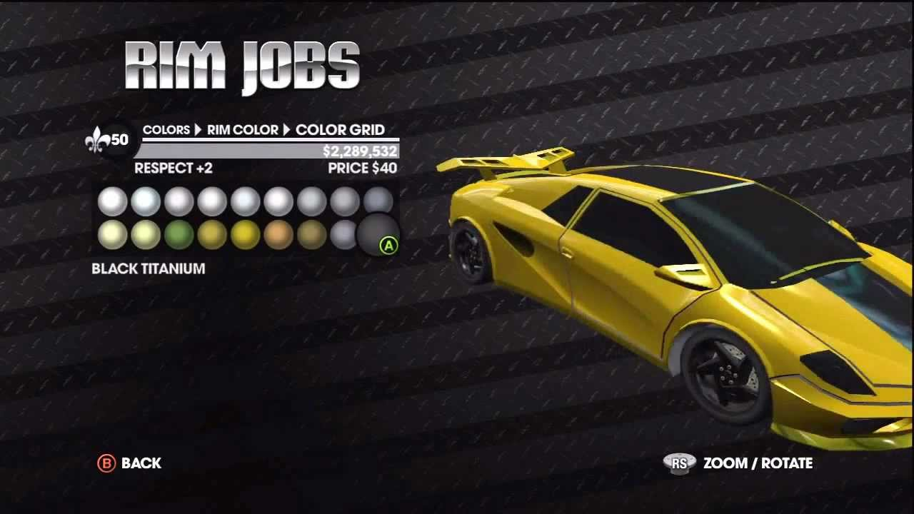 saints row 4 how to get stag vehicles