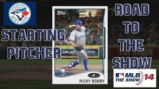 "MLB 14 The Show [PS4] :: RTTS Starting Pitcher ep 20 ""Long Ball"""