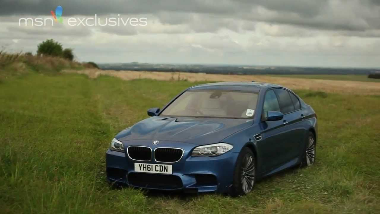 BMW M5 2012 Review - YouTube