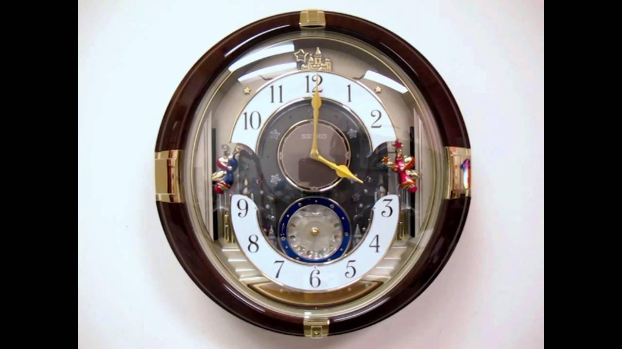 Seiko Wall Clock Quiet Sweep
