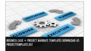 Initiation & Planning Of Project: Use Project Management Templates