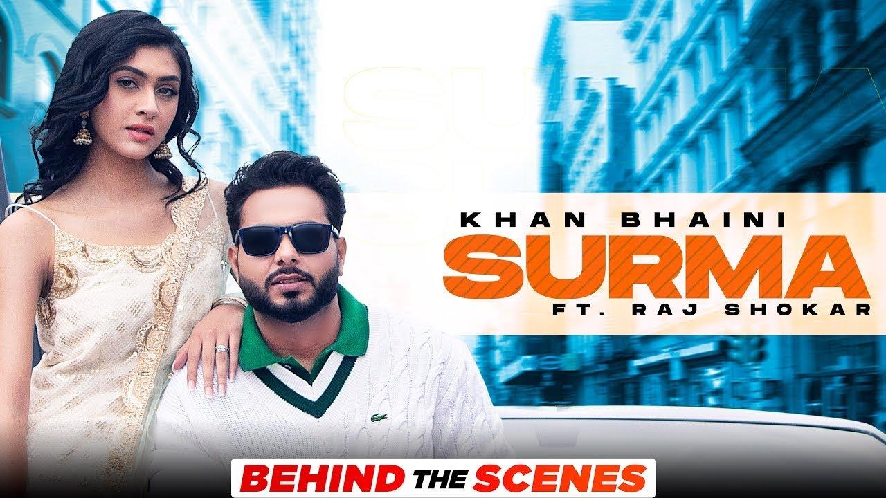 Surma (BTS) | Khan Bhaini | Raj Shoker | Sycostyle | Teji Sandhu | Latest Punjabi Songs 2021