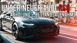 LEVELLA | Unser neuer Audi RS6 C8!