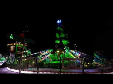 Saltamontes fam. Bimbato - Festa dei Oto - Lunapark Vicenza 2017