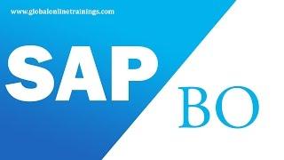 SAP بو التدريب التجريبي فيديو | SAP Business الكائنات 4.1 بالطبع على الإنترنت - عالمي عبر الإنترنت التدريبات