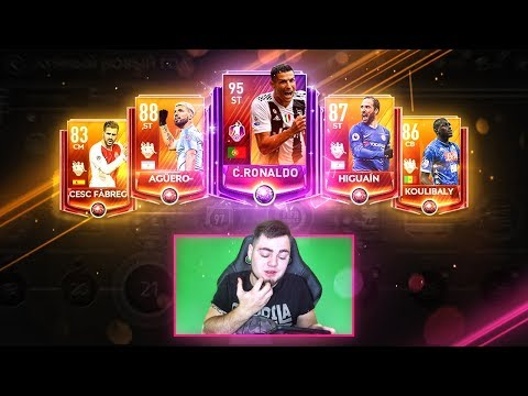 ЧТО!?95+ РОНАЛДУ ИЗ КОМАНДЫ НЕДЕЛИ ЕА УПУСТИЛИ В FIFA MOBILE 19 / PACK OPENING TOTW + ЛНГ !!! thumbnail