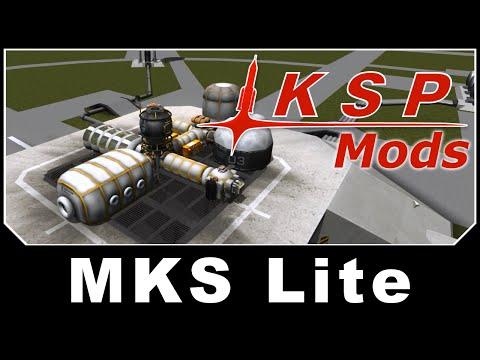 KSP Mods - MKS Lite