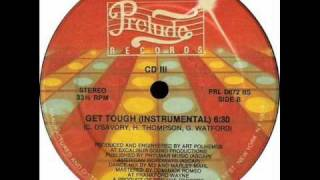 CD III - Get Tough (Dub Instrumental)
