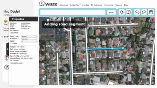 Waze Map Editor Guide Full Clip | Waze thumbnail