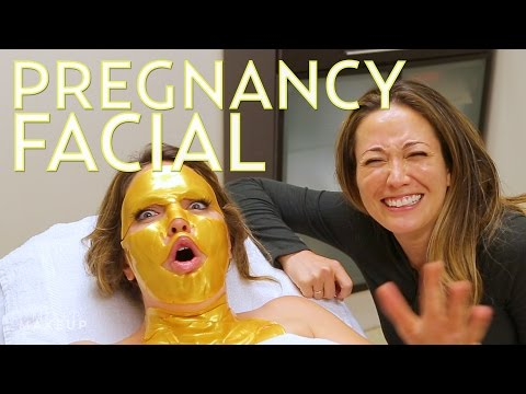 We Got a Pregnancy Facial with Esthetician Vanessa Hernandez | The SASS with Susan and Sharzad