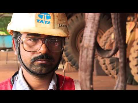 TATA STEEL SUKINDA CHROMITE MINES - JOURNEY TO EXCELLENCE
