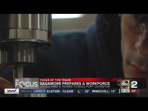 Sagamore testing job training program ahead of Port Covington construction