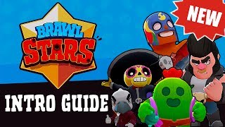 BRAWL STARS: BEGINNERS GUIDE TO SUPERCELLS NEW GAME