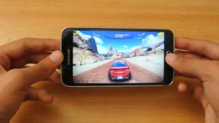 Samsung Galaxy S5 Octa Asphalt 8 Gameplay