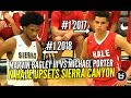 Future NBA Stars BATTLE! Michael Porter Jr vs Marvin Bagley III at LSI! Full Highlights!