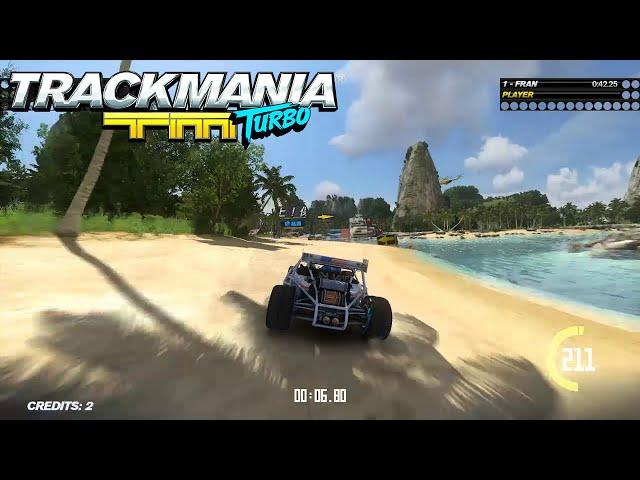 Trackmania Turbo (видео)