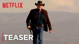 Longmire - Season 4 - Sneak Peek - Netflix [HD]