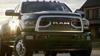 2018 Ram 3500 Limited  Product Features