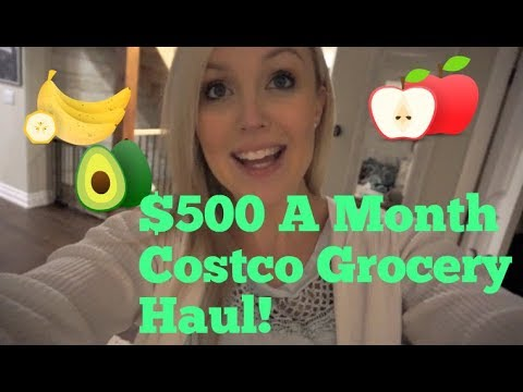 Shopping On One Income! Gestational Diabetes!? Stay At Home Mom Life!