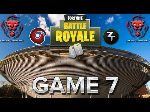 Lyon eSport 2018 : Game 7