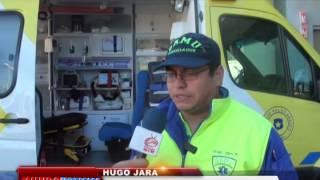 Ambulancia de primer nivel llega a nuestro Hospital