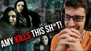 """My FIRST TIME Hearing SEETHER feat. AMY LEE - """"Broken"""" (REACTION!!) Video"""