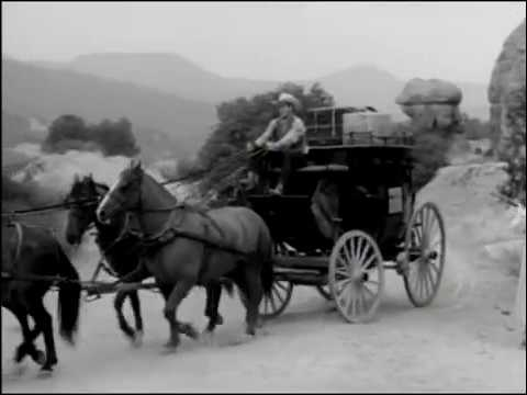 Death Valley Days S03E04 Black Bart
