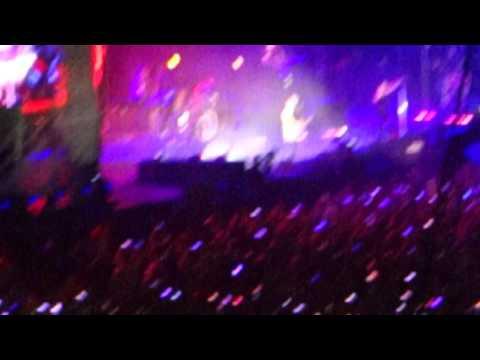 Depeche Mode - Enjoy the silence Roma Stadio Olimpico - 25 6 2017