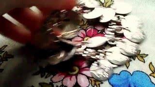 винтажный браслет