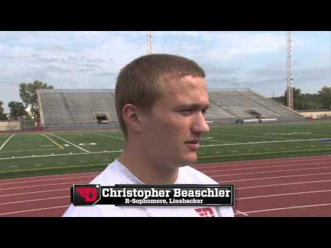 University of Dayton Football- Robert Morris Preview