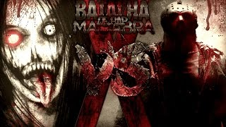 JEFF THE KILLER VS JASON  -  BATALHA MACABRA DE RAP