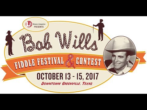Bob Wills Fiddle Festival Day 1