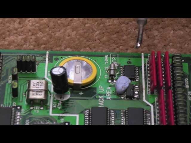 Gadgetuk164-retro gaming repairs mods snk neo geo mv-1fz mvs repair