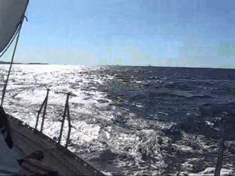 Sailing the Adriatic Sea, Croatia